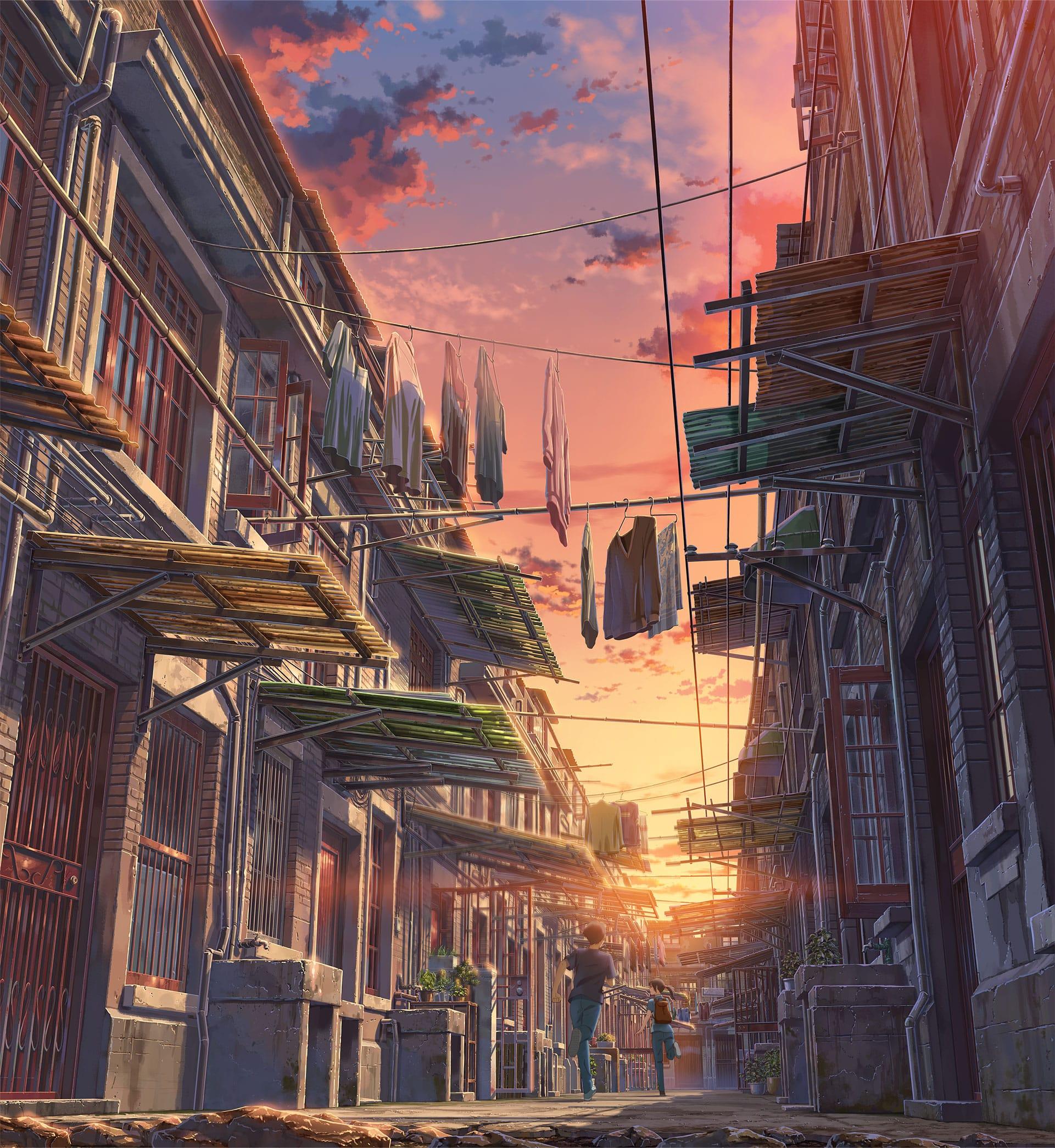 Shikioriori Trailer – New Comix Wave Film
