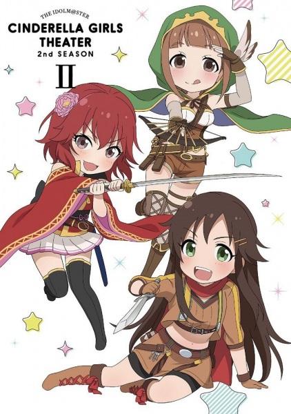 Cinderella Girls Gekijou 2nd Season