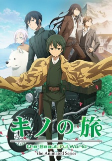 Kino no Tabi: The Beautiful World – The Animated Series (2017)