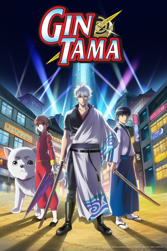 Gintama. (2017) – Gintama Season 5