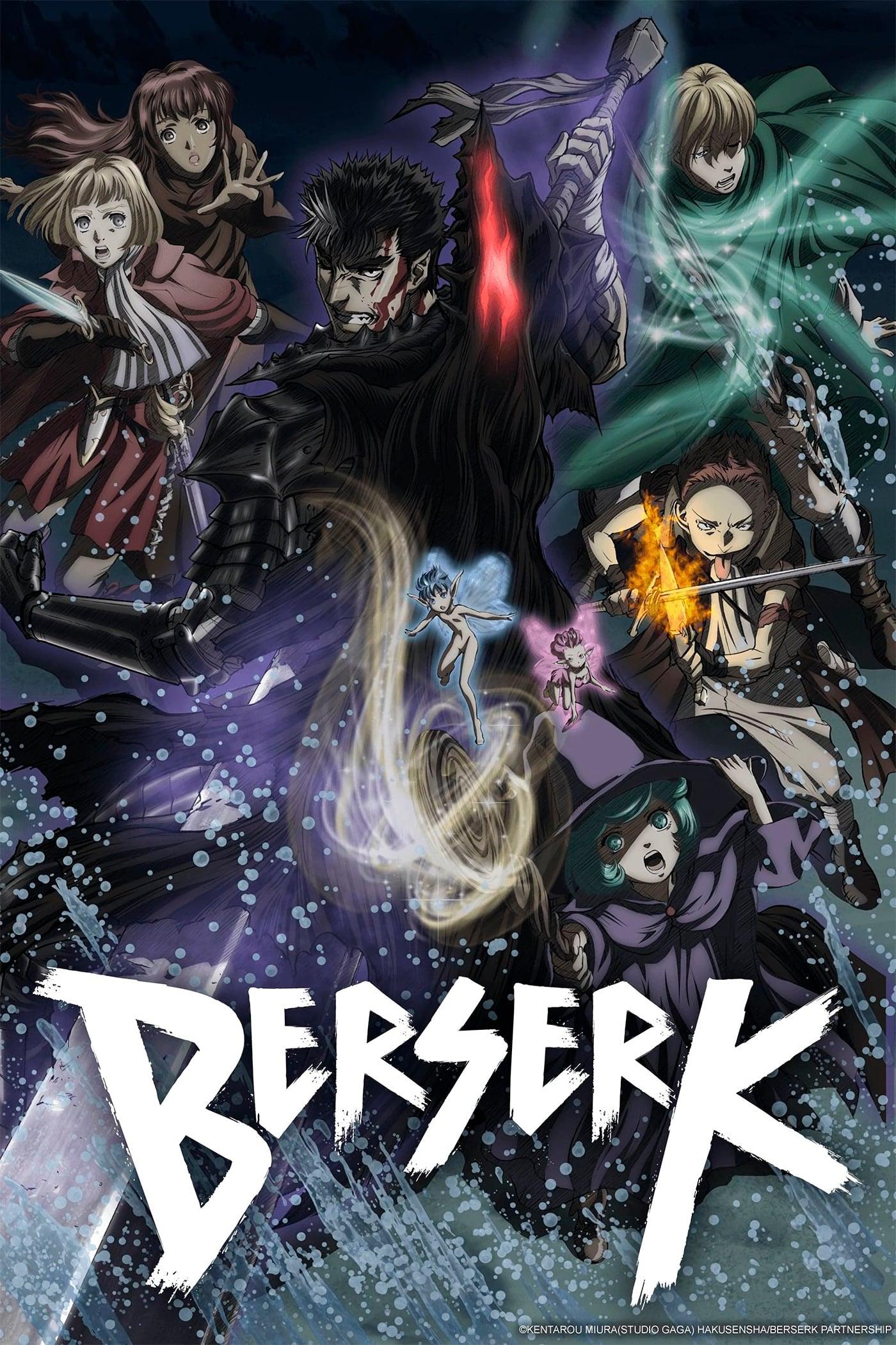 Berserk 2nd Season