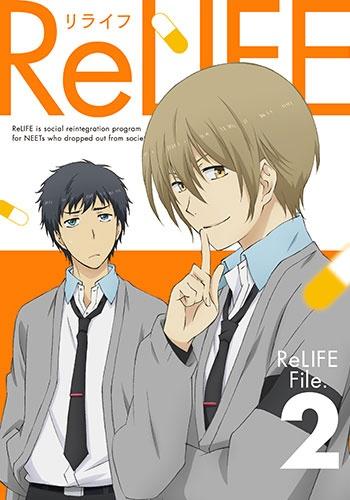 ReLIFE: Kanketsu-hen Specials