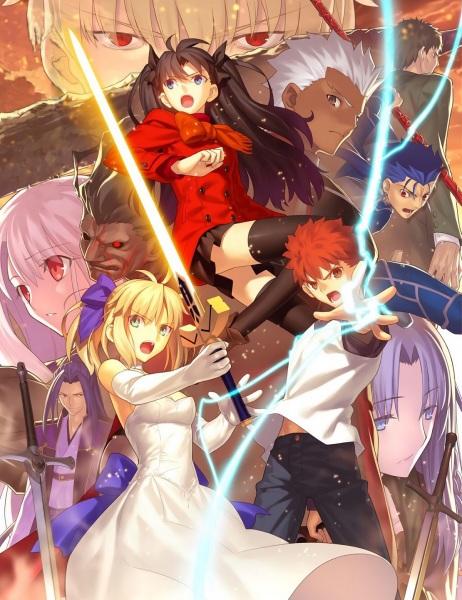 Fate/stay night: Unlimited Blade Works Season 2 (UNCUT)