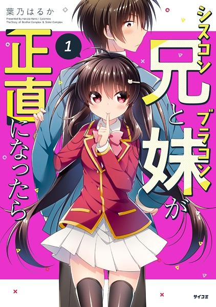 Siscon Ani to Brocon Imouto ga Shoujiki ni Nattara Drama CD