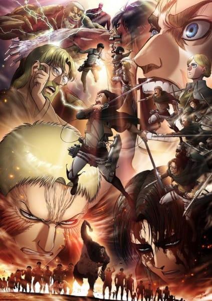 Shingeki no Kyojin 3 Part 2 (Attack on Titan Season 3 Part 2)
