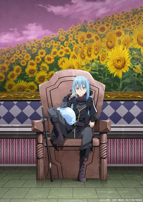 Tensei Shitara Slime Datta Ken Season 2 ( That Time I Got Reincarnated as a Slime 2 )