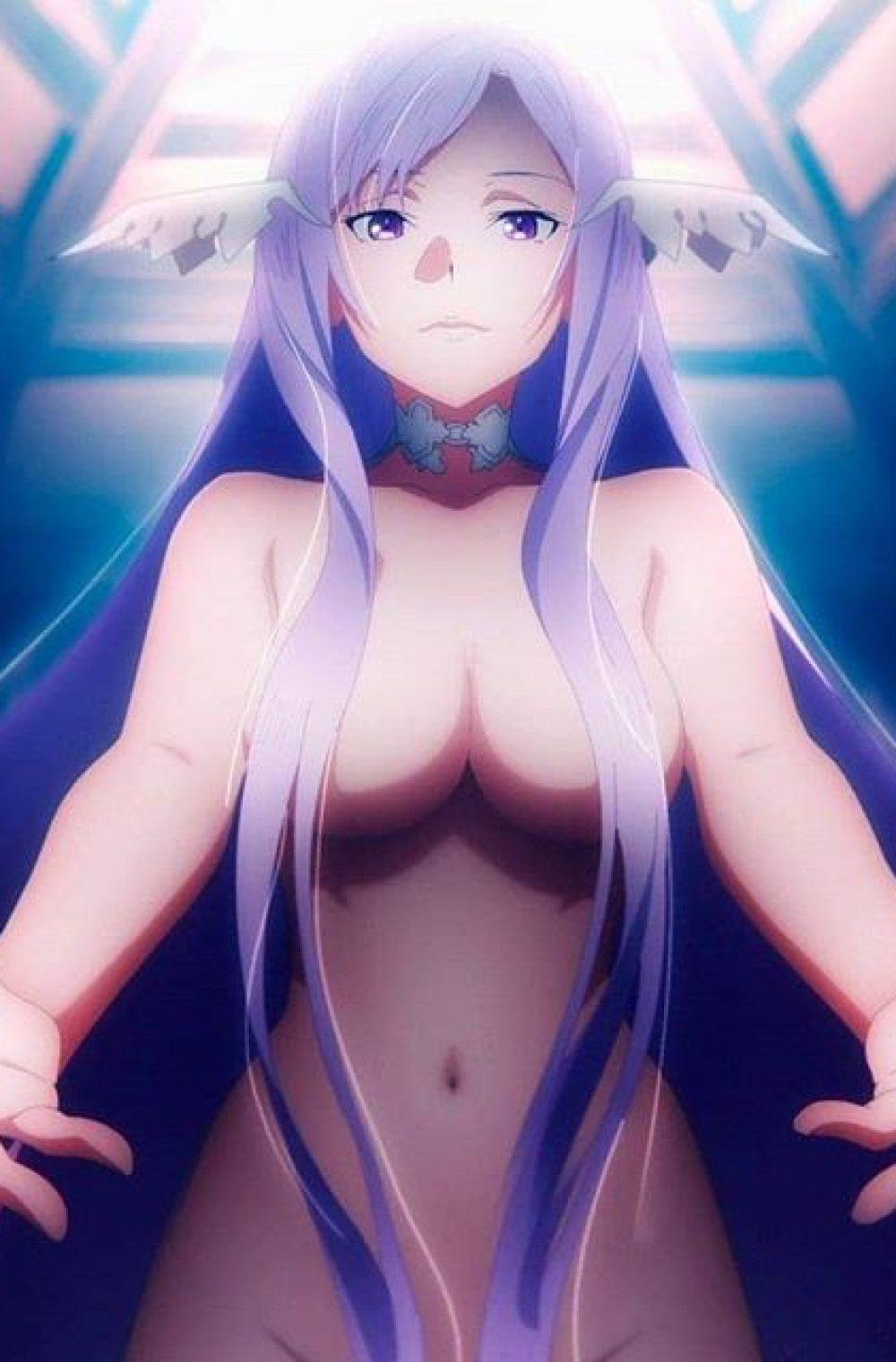 Sword Art Online: Alicization (UNCENSORED)